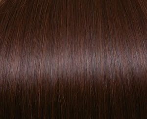 Seiseta - Mahogany Brown (32) Keratin Russian Hair Extensions (20pack -Bonded)