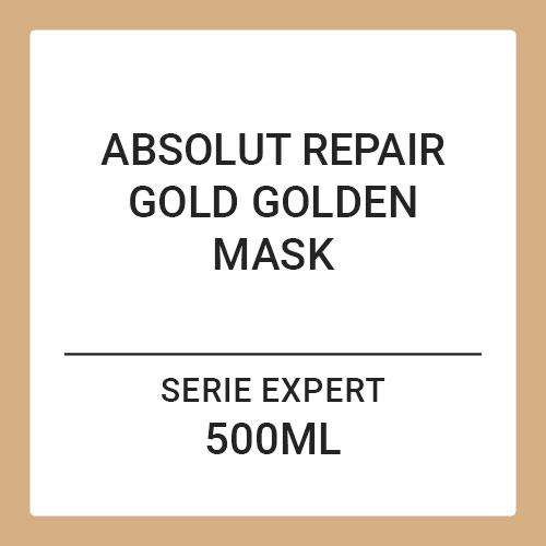 L'OREAL SERIE EXPERT ABSOLUT REPAIR GOLD GOLDEN MASK (500ML)