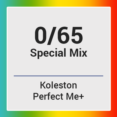 WELLA Koleston Perfect Me + Special Mix 0/65 (60ml)