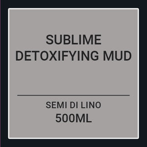 ALAPARF  SEMI DI LINO SUBLIME DETOXIFYING MUD (500ML)
