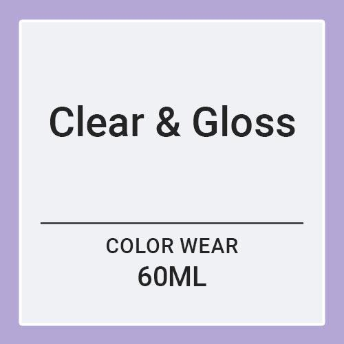 ALFAPARF Color Wear Clear & Gloss 60 ML