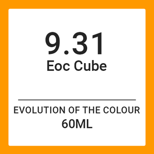ALFAPARF Evolution Of Colour  CUBE 9.31 (60ml)