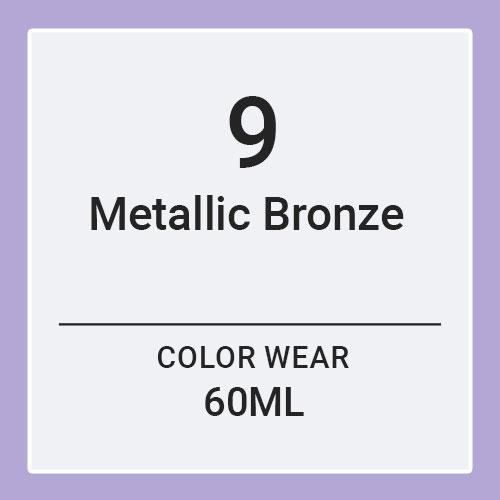 ALFAPARF Color Wear Metallic Bronze 9 (60ML)