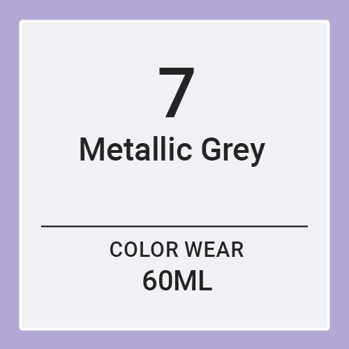 ALFAPARF Color Wear Metallic Grey 7 (60ML)
