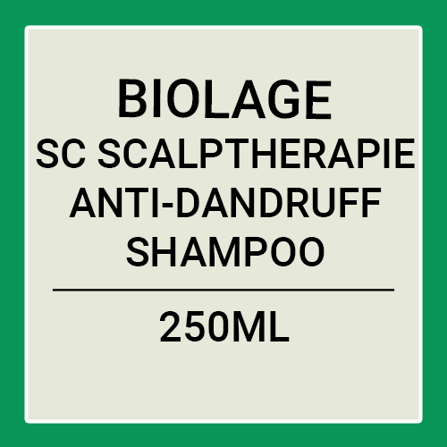 MATRIX BIOLAGE SC SCALPTHERAPIE ANTI-DANDRUFF SHAMPOO (250ML)