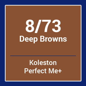 WELLA Koleston Perfect Me + Deep Browns 8/73 (60ml)