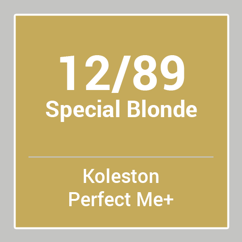 WELLA Koleston Perfect Me + Special Blonde 12/89 (60ml)