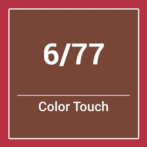 Wella  Color Touch Deep Browns 6/77 (60ml)