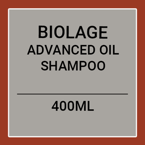 MATRIX BIOLAGE ADVANCED OIL SHAMPOO (400ML)