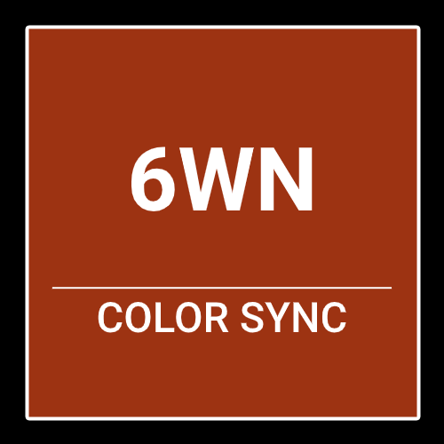 MATRIX Color Sync Warm Neutral 6WN (90ml)