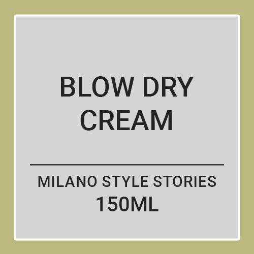 ALFAPARF MILANO STYLE STORIES BLOW DRY CREAM (150ML)