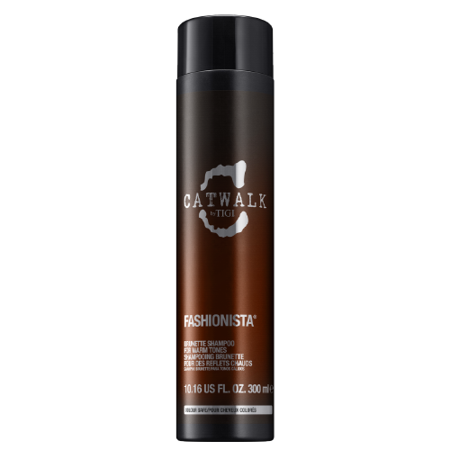 TIGI  CATWALK Fashionista Brunette™ Shampoo (300ml)