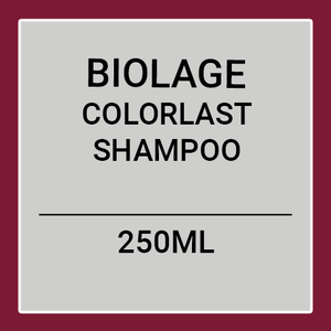 MATRIX BIOLAGE COLORLAST SHAMPOO (250ML)