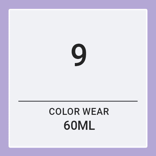 ALFAPARF COLOR WEAR 9 (60ML)