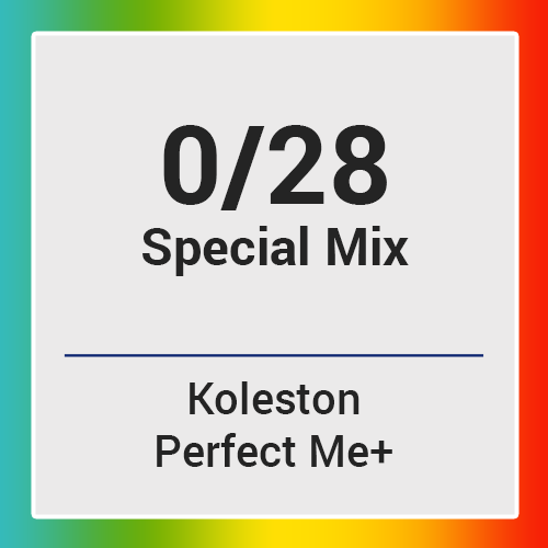 WELLA Koleston Perfect Me + Special Mix 0/28 (60ml)