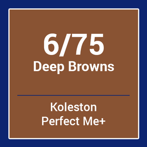 WELLA Koleston Perfect Me + Deep Browns 6/75 (60ml)
