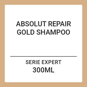 L'oreal Serie Expert Absolut Repair Gold Shampoo (300ml)