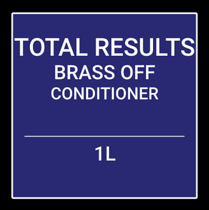 Total Results BRASS OFF CONDITIONER (1000ML)