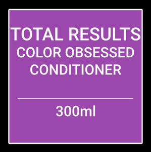 Total Results COLOR OBSESSED CONDITIONER (300ML)