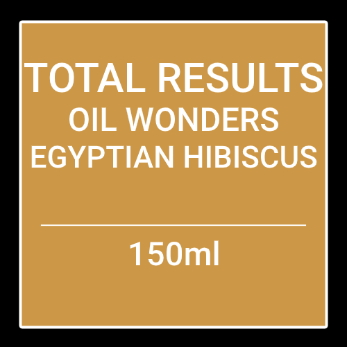 MATRIX Total Results OIL WONDERS EGYPTIAN HIBISCUS (150ML)
