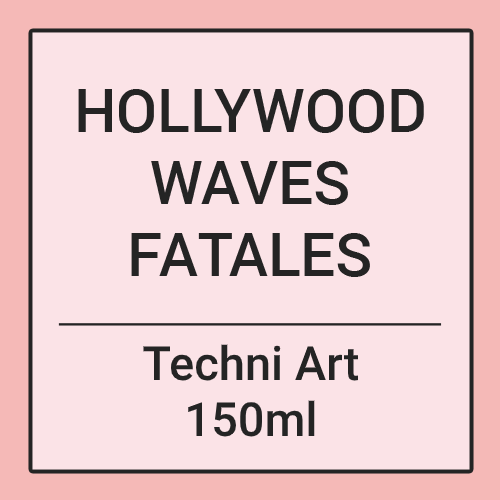 L'OREAL TECHNI ART HOLLYWOOD WAVES FATALES (150ML)