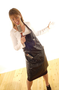 PVC Tint Apron with Pockets