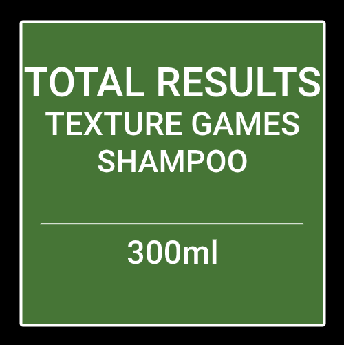 MATRIX Total Results TEXTURE GAMES SHAMPOO (300ML)