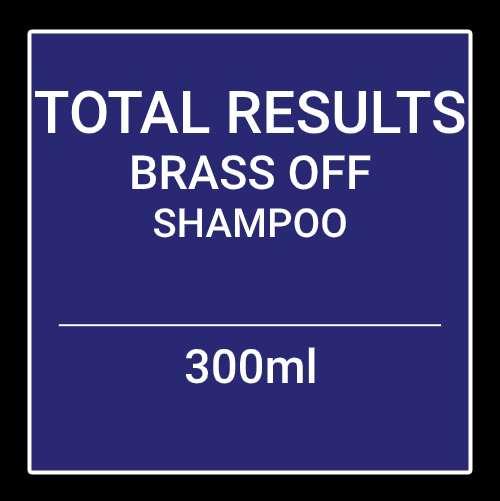 Total Results BRASS OFF SHAMPOO (300ML)