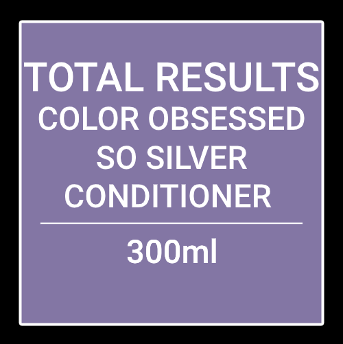 Total Results COLOR OBSESSED SO SILVER CONDITIONER (300ML)