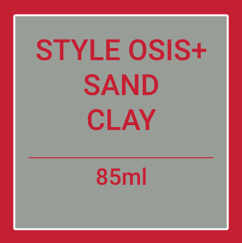 Schwarzkopf  STYLE OSIS+ SAND CLAY (85ML)