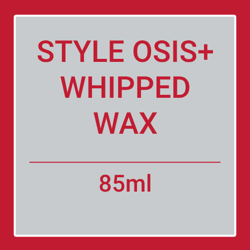 Schwarzkopf  STYLE OSIS+ WHIPPED WAX (85ML)