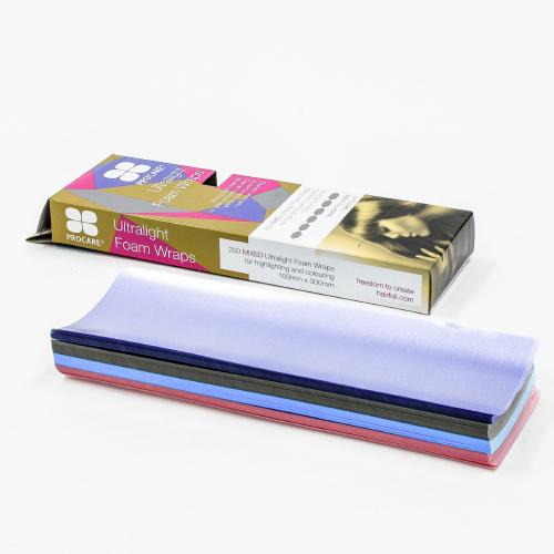 PROCARE LARGE MIXED WRAPS (200 SHEETS)