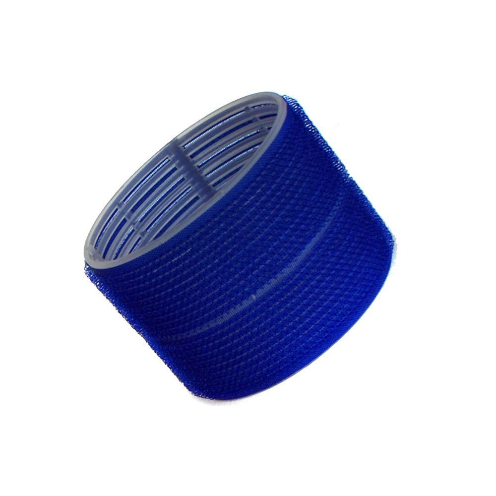 HairTools - Cling Rollers Jumbo Dark Blue 76mm
