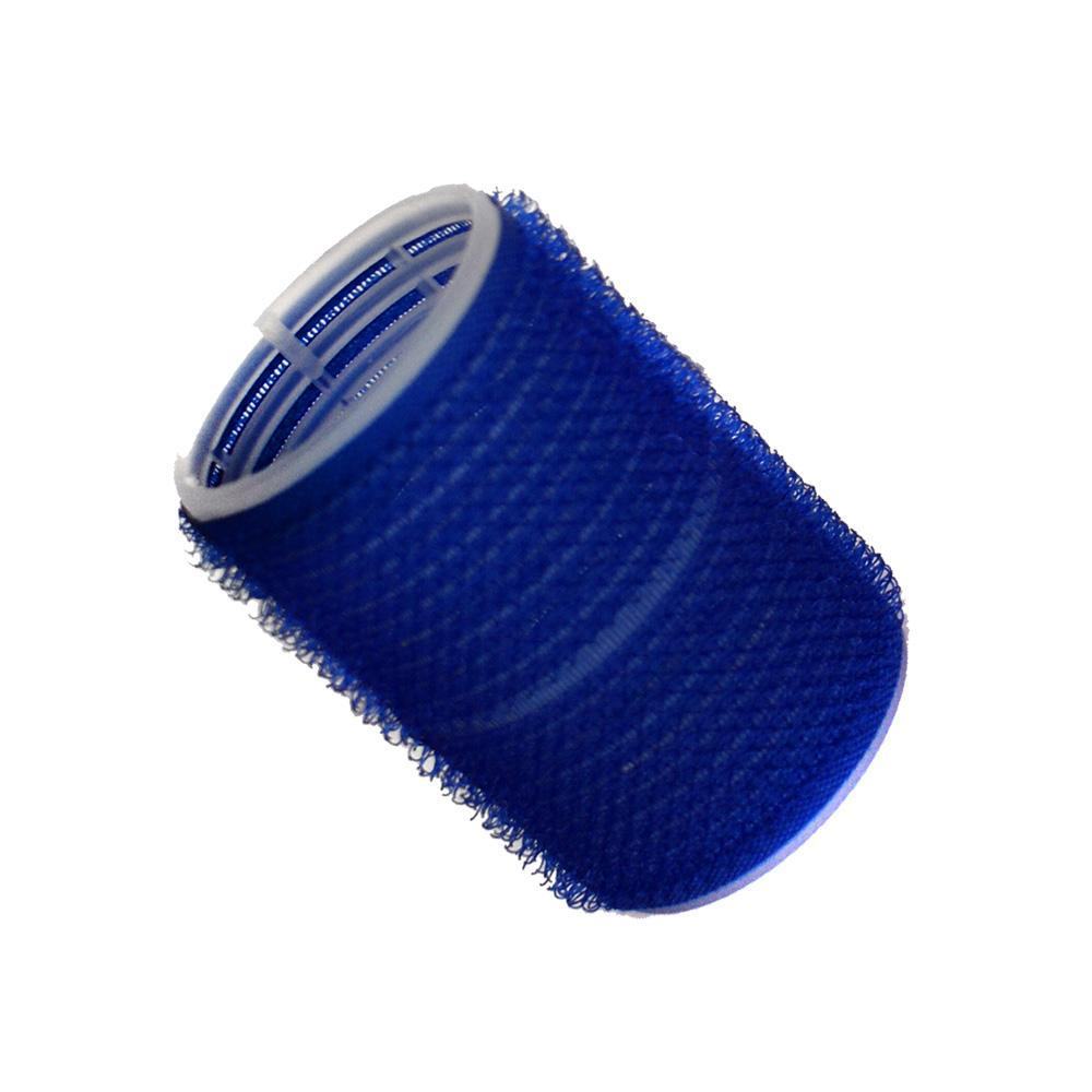 HairTools - Cling Rollers Large Blue 40mm