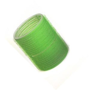 HairTools - Cling Rollers Large Green 48mm