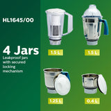 Philips Mixer Grinder HL1645