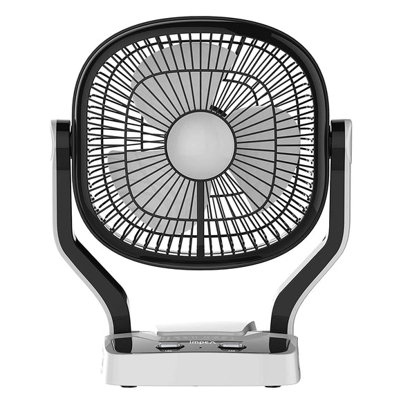 Impex Solar Rechargable Table Fan - Breeze D1