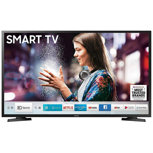 Samsung 108 cm (43 Inches) Series 5 Full HD LED Smart TV UA43N5380 (Black)