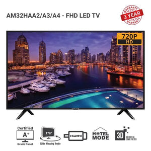 "Amstrad SMART LED TV - AM 32HSA4 - (32""inch)"