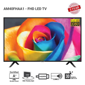 "Amstrad LED TV - AM 40 FHAA1(40""inch)"