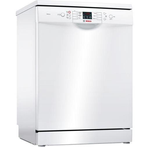 BOSCH Serie | 6 free-standing dishwasher 60 cm White SMS66GW01I