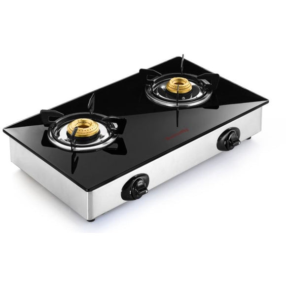 Butterfly LPG Reflection Auto 2 Burner Gas Stove