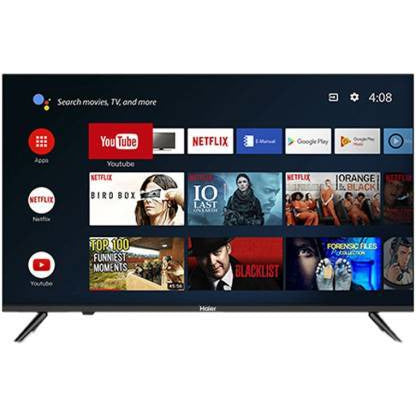 Haier LED TV - LE 43 K 6600 GA - Smart