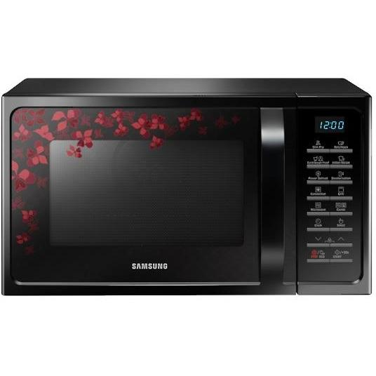 Samsung MC28H5025VB Convection MWO with Tandoor Technology, 28L