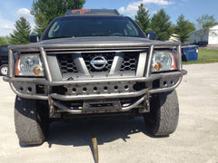 Evil Monkey Front Tube Bumper modifications