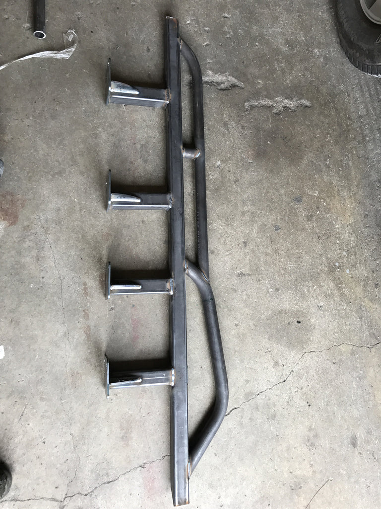 3rd gen (1996-2002) Toyota 4Runner Type 3 Rock Slider