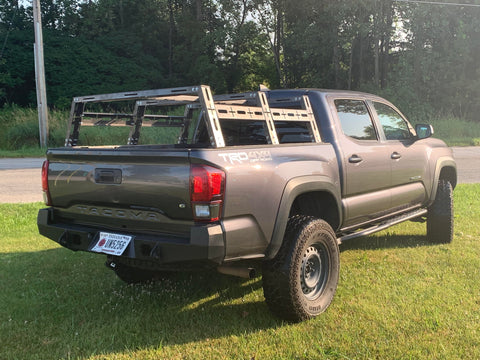 Toyota Tacoma YAK Bed Rack