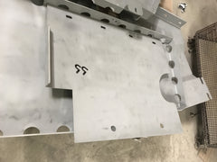 2007 - 2017 Toyota Tundra Front Skid Plate