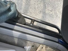 4th gen (2003-2009) Toyota 4Runner Type 3 kickout Rock Slider