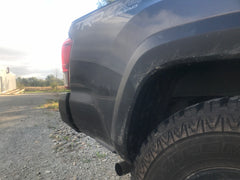 2016-2018 Tacoma Direct Replacement Rear Bumper